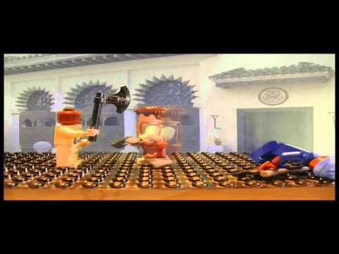 Lego Resident Evil 5