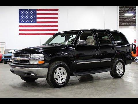 2004 Chevrolet Tahoe Youtube