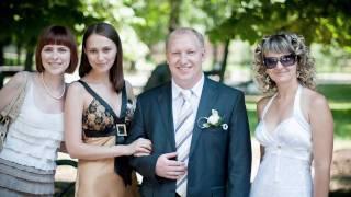 Свадьба Александра и Анны, Свадьба в Донецке