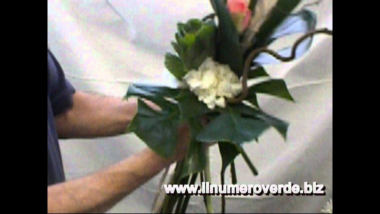 Come Realizzare un Bouquet di Fiori: 9 Passaggi