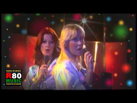 ABBA  - Dancing Queen -  ALTA QUALITA' HD