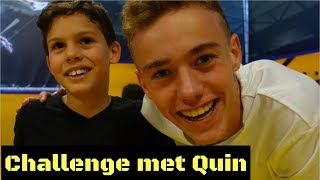 Meeting van UberQuin in Jumpsquare met Sami, Boaz en Dante