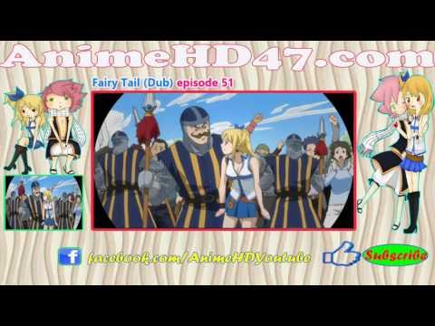 Fairy Tail Episode 51 English Dub: