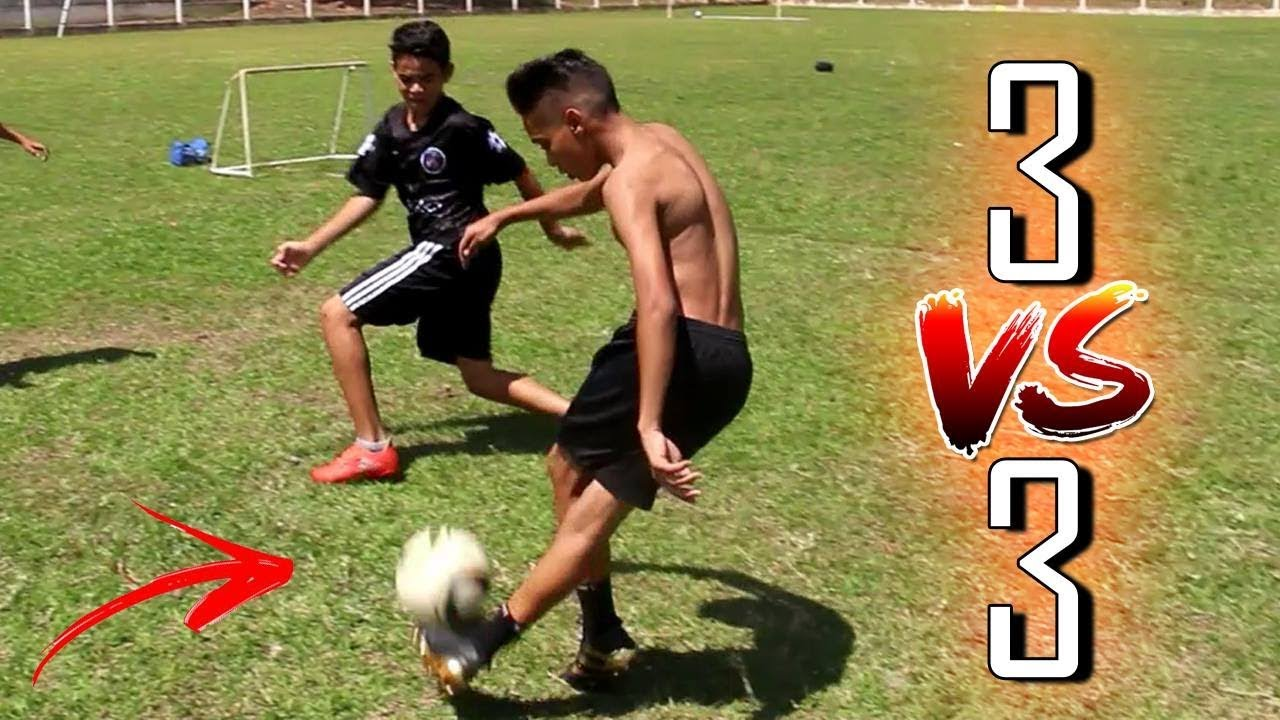 630c57cc4a663 ALADDIN FAZ GOL DE PLACA no Desafio 3 vs 3 - YouTube