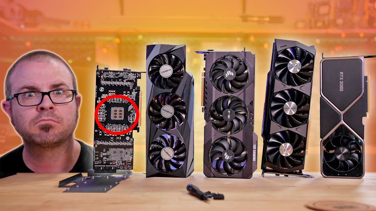 Comparing RTX 3080 Stability, Temps and Overclocking (POSCAP vs MLCC)