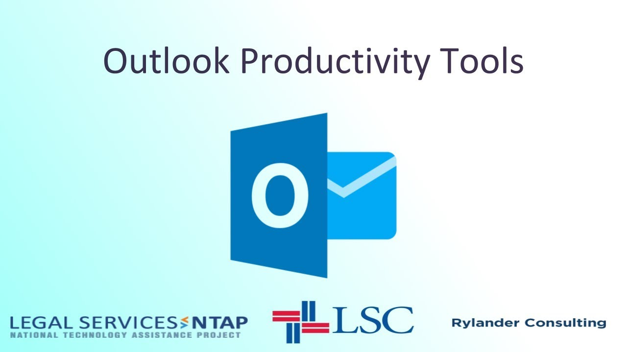 Outlook - Productivity Tools