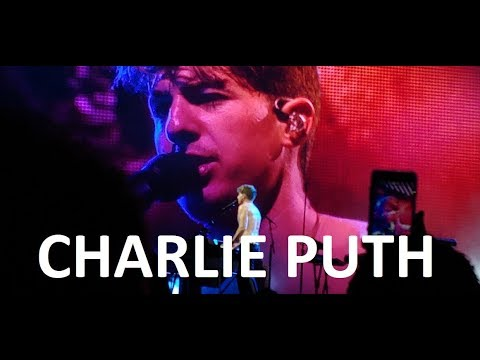 [FAN CAM] Charlie Puth Live In Concert At The Budweiser Stage