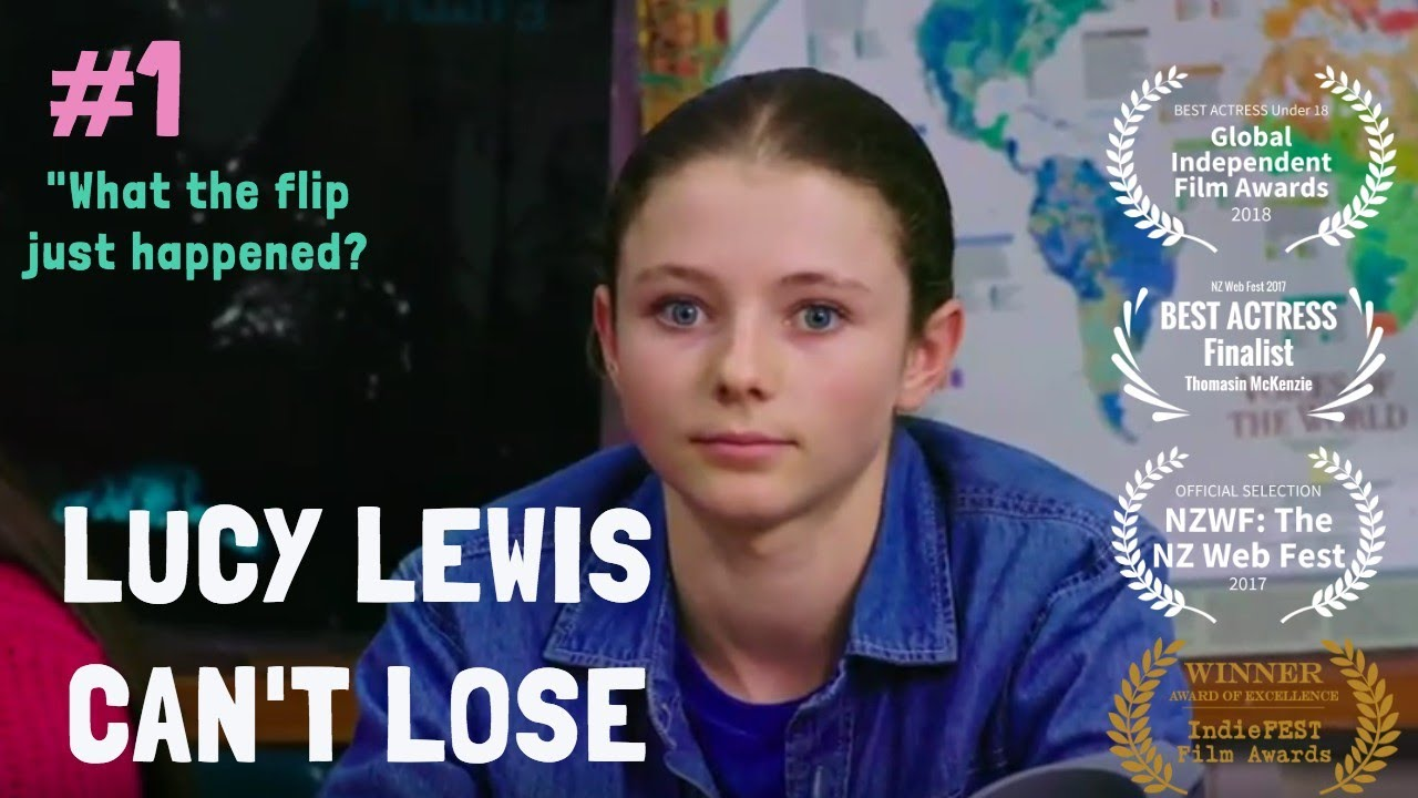 Lucy Lewis Can't Lose 1.1