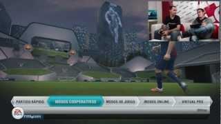 Estamos probando: FIFA 13 Wii U