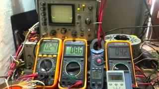 резонанс токов импульсно 40гц  150гц