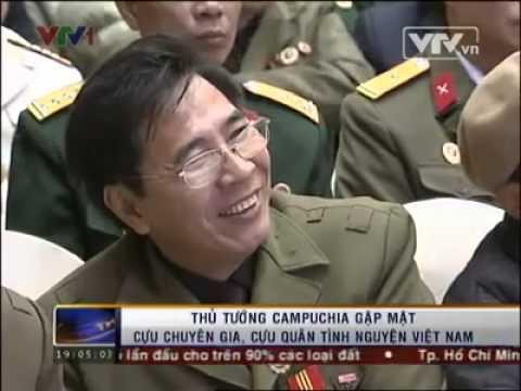 Hun Sen lectured in Vietnamese language
