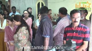 Stars Pay Homage To Actor Vietnam Veedu Sundaram