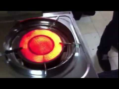 Infrared LPG Gas Stove General Master