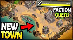 BEACH TOWN LOCATION (Faction Quests) - Last Day on Earth Survival