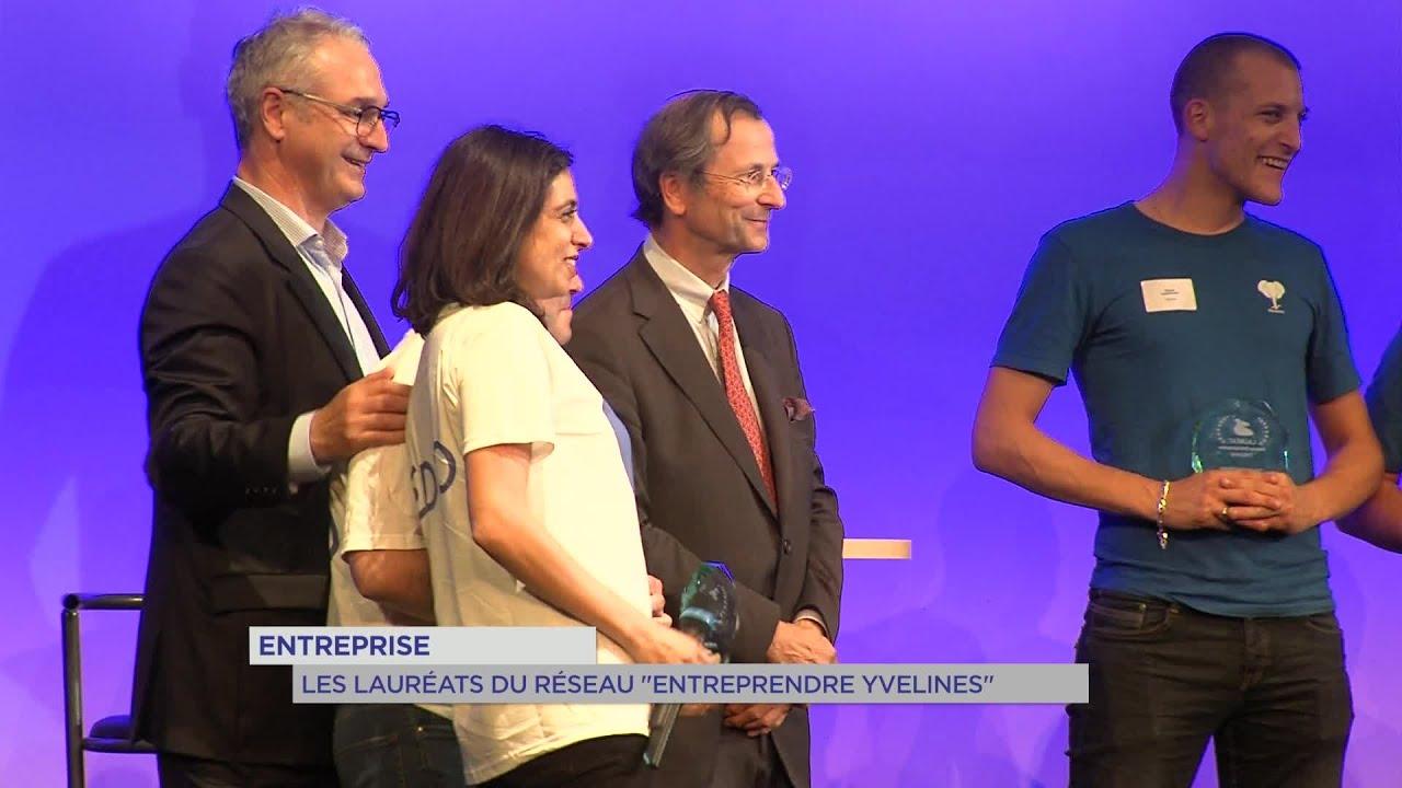 Yvelines | Entreprise : Fête des lauréats du réseau entreprendre Yvelines