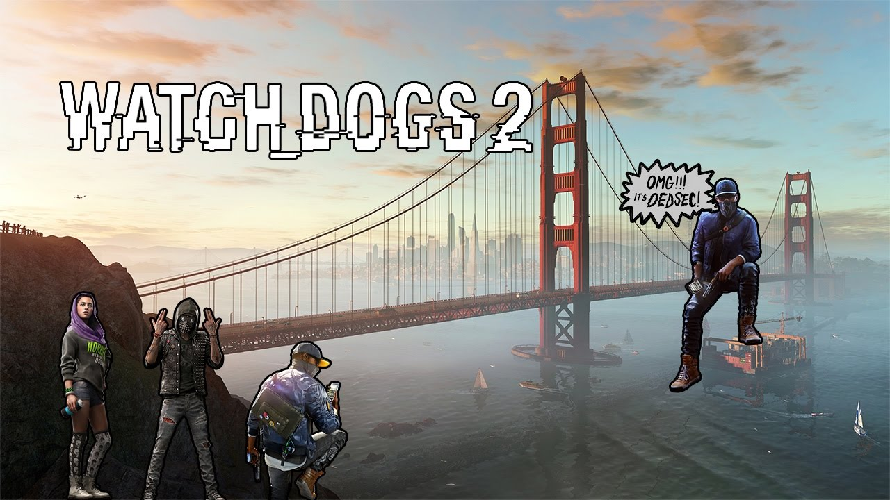 la plus belle voiture du jeu watch dogs 2 youtube. Black Bedroom Furniture Sets. Home Design Ideas