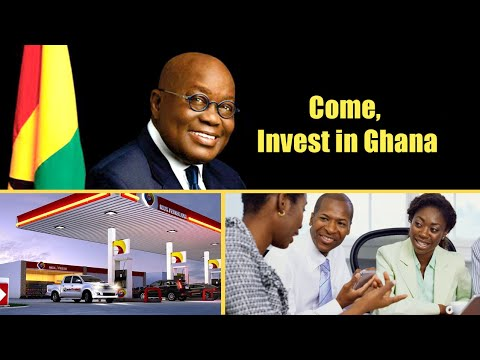 Top 5 Investment opportunities in Ghana for foreigners and citizens right now |2020|