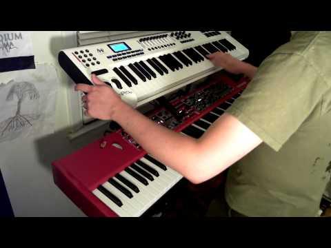 Keyboard solo: Octavarium (Dream Theater)