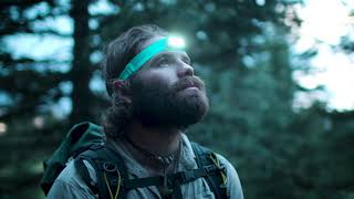 BioLite HeadLamp 330 For Hiking | Jet | Dusk & Dawn Series