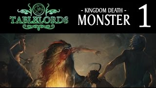 Tablelords Online: Kingdom Death Monster (Prologue)