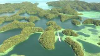 Palau World Heritage - A Naturalist