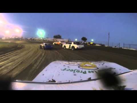 85 Speedway Factory Stock Heat Race 4/2/16
