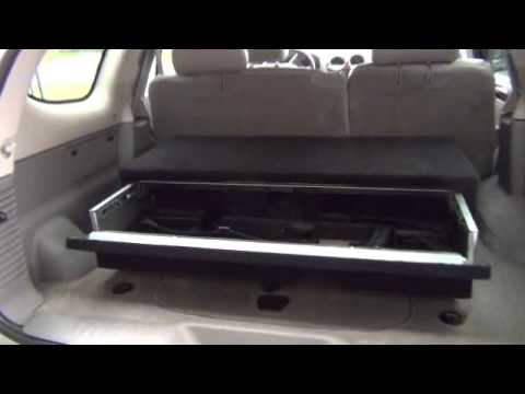 Aws Gun Locker For Suv Youtube
