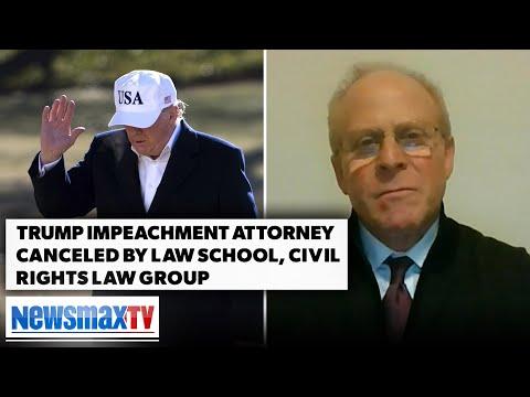 I've been canceled for defending Trump | David Schoen