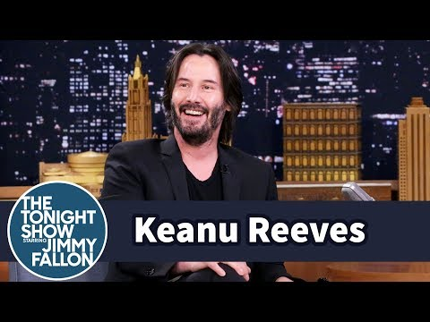 Keanu Reeves Almost Changed His Name to Chuck Spadina