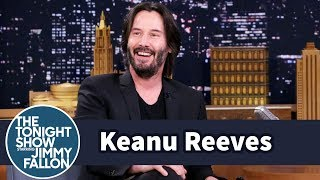 Keanu Reeves Almost Changed His Name to Chuck Spadina by : The Tonight Show Starring Jimmy Fallon