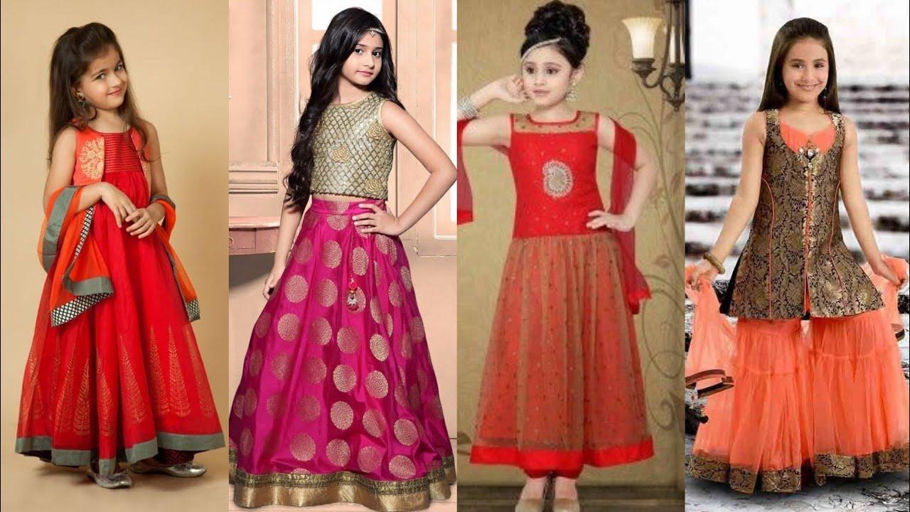 09803718ea51 Trending Baby Girls Dress Designs 2018/ by Kushi maqbool - YouTube