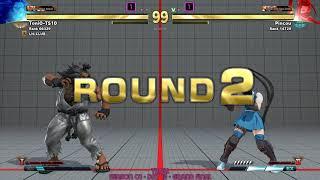 [SFVAE] TROLL - S01D13 - Grand Final - [W] Pincou vs [L] ToniO-TS10 - Game 03
