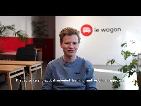 Alumni Story in Berlin | Philipp Zinnenlauf, Data Science Intern