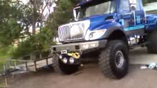 Worlds biggest street legal 4x4 truck