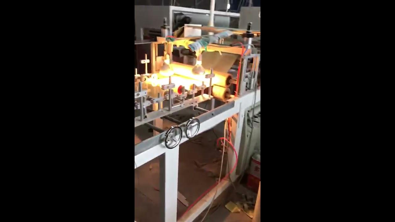 Производство сэндвич-панелей - YouTube