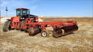 2000 Case IH 9380 Steiger 4WD Quadtrac tractor for sale | sold at auction March 27, 2014