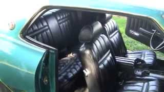 (SOLD) 1969 Mercury Cougar XR-7 4-speed