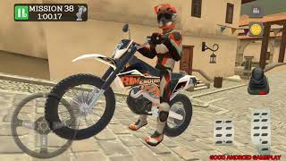 Pizza Delivery: Driving Simulator Update - New Motorbike Unlocked Android GamePlay FHD