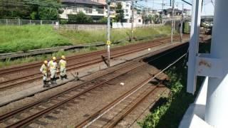 静岡鉄道桜橋駅折り返し2
