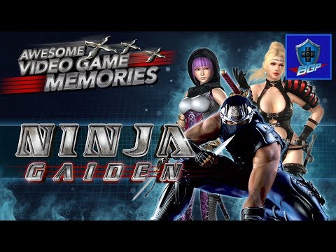 Ninja Gaiden Black and Sigma Plus Review (Xbox, PS3, Vita) - Awesome Video Game Memories