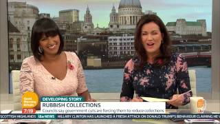 Susanna Is Not Impressed With a Councillor's 'Joke'... | Good Morning Britain