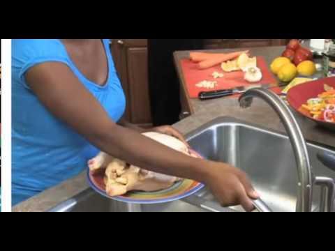 Почему сырую курицу нельзя мыть перед приготовлением Никогда не совершайте эту ошибку