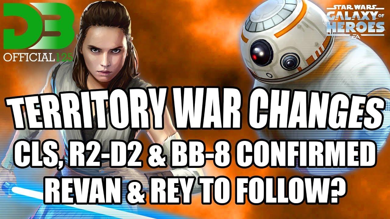 Controversial TW Changes, Calendar & Heroes Journey Update! SWGOH