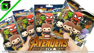 Avengers INFINITY WAR Blind Bags Series 2 Collector's Keychains by Monogram International