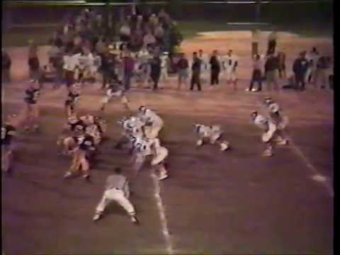 1988 Piedmont Academy Cougars at Fullington Academy Trojans (football)