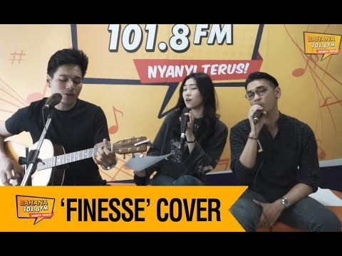 Free Download Afgan, Isyana Sarasvati, Rendy Pandugo - Finesse (cover) Mp3 dan Mp4