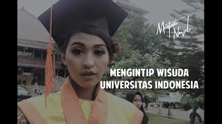 Vlog UI - Mengintip Wisuda Universitas Indonesia