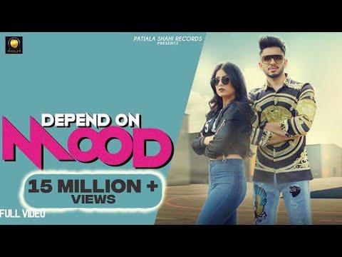 Depend on Mood   Jinder Deol Feat Gurlej Akhtar   Latest Punjabi Songs   Patiala Shahi Records
