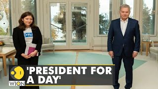 Finland appoints 16-year-old teenage girl as country's president   Latest World News