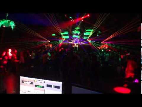 Lasershow Heineken Music Hall